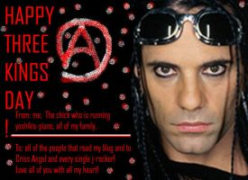 happy three kings +criss angel by Lover-From-Hell