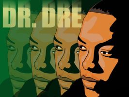 Dr. Dre Wallapaper by Szarik1
