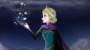 Let it go! by MagicalOtaku