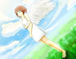 CeruleanWing's Haruka by xenoandroid