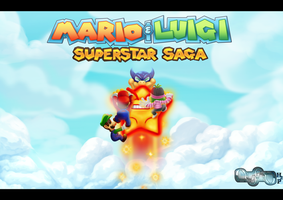 Mario e Luigi - Superstar Remake by Hugo-H2P