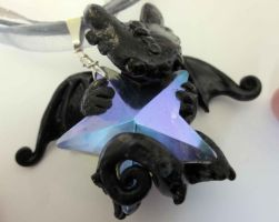star nightfury pendant by carmendee