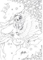 Fairy 2 by mzelBulle