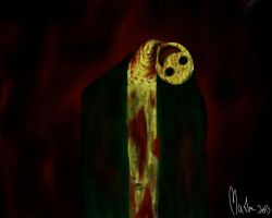 The Crooked Man by Martesau