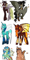 MLP:FIM Adoptbles: Royalty by Kayla-san