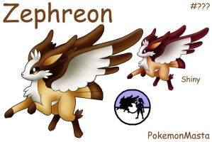 Zephreon by PokemonMasta