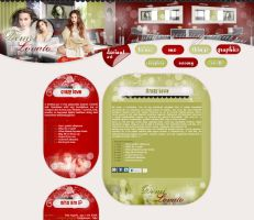 New design on my site - 2013.05.20. by ChocolateCream-Betty