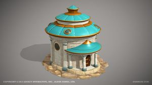 Library by ogami3d