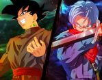 Black Vs Trunks by Ghazwi-Mohamed