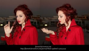 RED by faestock