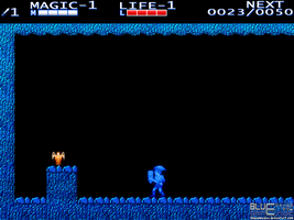 Zelda II HD 09032013 by BLUEamnesiac