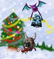 Christmas Pokeswap by Ariall