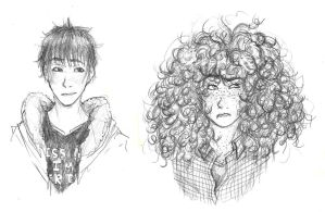 Eleanor and Park by LollypopWolf