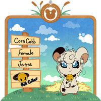 Hamha-Rescue Application: Corn Cobb by CaptainButter