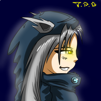 Ouka Moon (Hooded) by JPGKnight