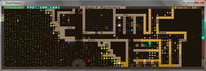 Goofy 12x12 Tileset for Dwarf Fortress by JackBread