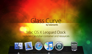 Glass Curve Dock by salamence502