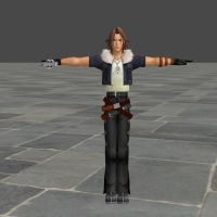 FF SQUALL by Oo-FiL-oO