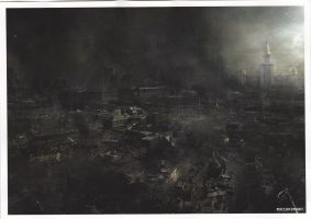 Metro 2033 Dead City of Moscow by Crystler