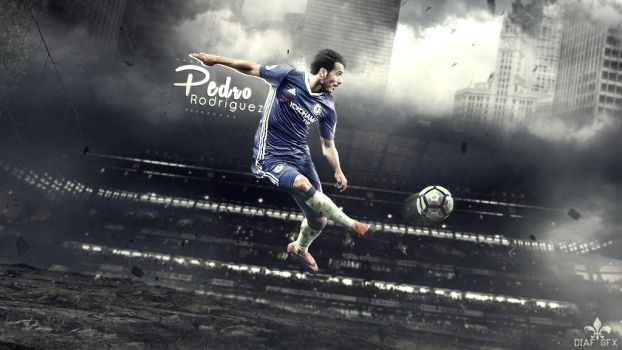Pedro Rodriguez Wallpaper 2016/17 by FLETCHER39