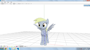 (MMD): SD Derpy Hooves - Early realese by Modern-Sonic