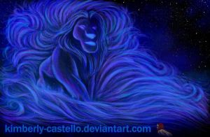 Disney: (The Lion King) You Have Forgotten Me by kimberly-castello