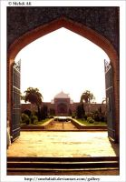 'SHAHJAHAN MOSQUE' by SMehdiAli