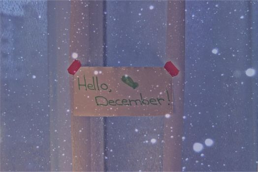 Hello, December. by xDenise