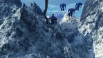 Mountain monastery under attack by chakotay02