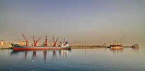 Port Sudan, Port by tmz99
