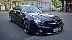 MB SL65 AMG by ShadowPhotography