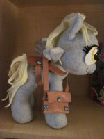 Derpy Saddle 1 by Crimson-Hairess