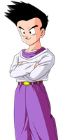 GT Goten by Wajinatorful