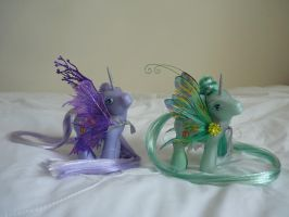 com custom mlp royals of the four season by thebluemaiden