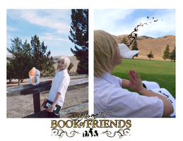 Natsume and the Book of Friends by SPISIS