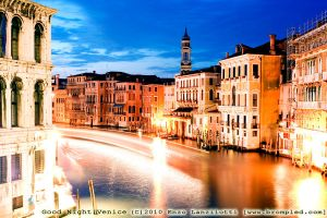 Good Night Venice _35_ by Brompled