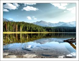 The Lake by NitzkaPhotography