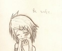 Be Safe by aipuri