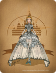 Disney steampunk: Cinderella by MecaniqueFairy