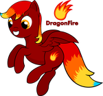 Asked to Draw: Dragonfire by FiMStargazer