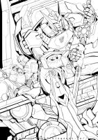 Poster Ink, Ratchet and Drift (20150418) by koch43