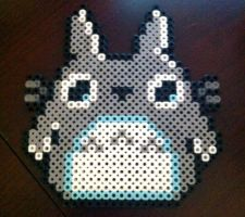 totoro by seethecee