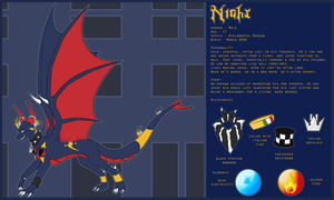 Night reference sheet by pandalecko