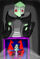 Mad Irkness by luxiavideogamer11