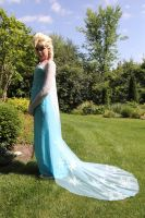 Elsa of Arendelle by fangirlasylum