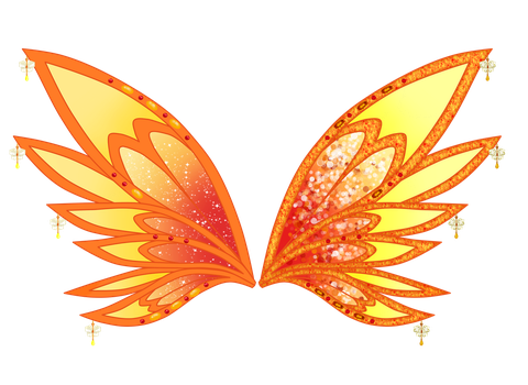 COM: Hyang Enchantix Wings by anazgred