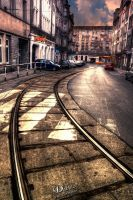 Dirty Street - Chorzow by Dybcio