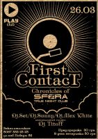First Contact by KOSya