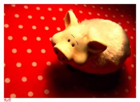Little Pig by cande-knd