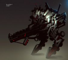 Big Guns 003 by benedickbana